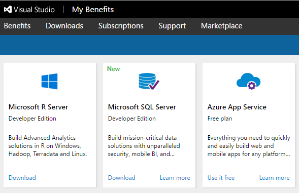 How to Download SQL Server Developer Edition for Free