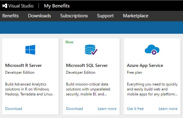 How to Download SQL Server Developer Edition for Free